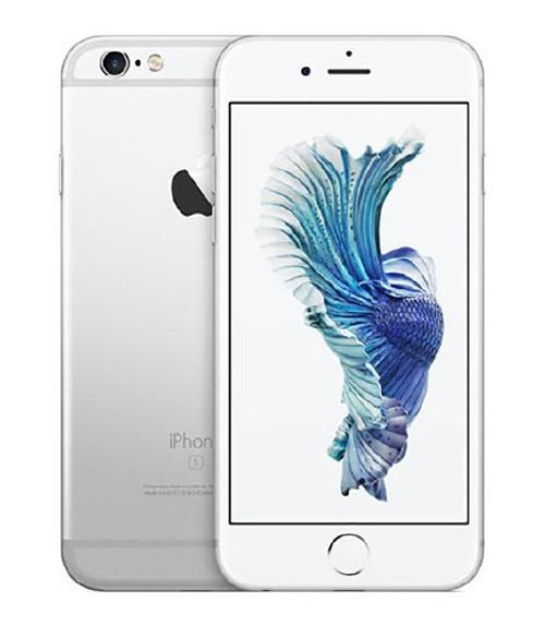 【中古】【安心保証】 UQモバイル iPhone6s[32G] シルバー