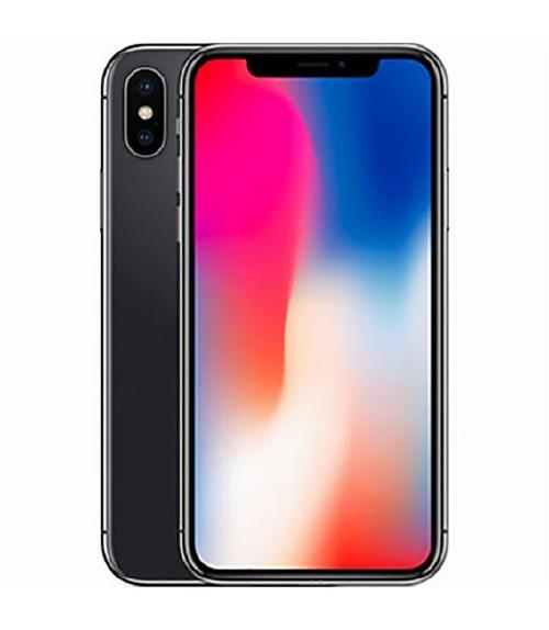 iPhoneX 64GB(スペースグレイ)
