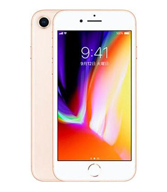 iPhone8 64GB(ゴールド)