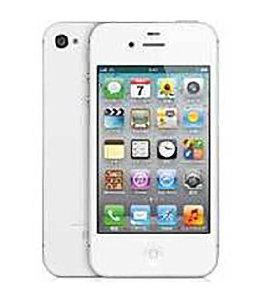 iPhone4S 32GB(ホワイト)