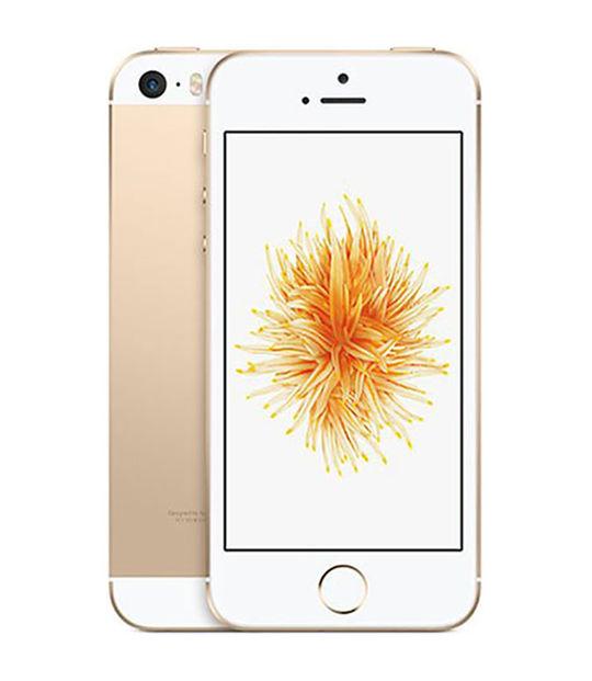 iPhoneSE 128GB(ゴールド)