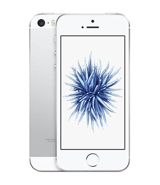 【中古】【安心保証】 SoftBank iPhoneSE[32GB] シルバー