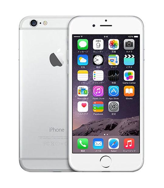iPhone6 128GB(シルバー)