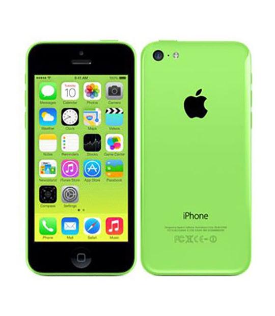 iPhone5c 16GB(グリーン)