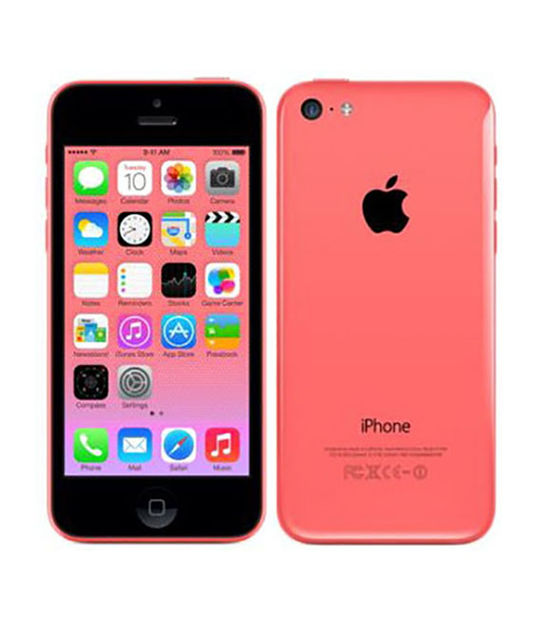 iPhone5c 16GB-d(ピンク)