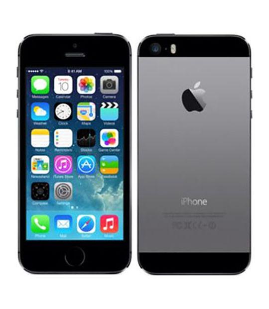 iPhone5s 64GB(スペースグレイ)