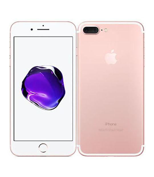 iPhone7Plus 128GB(ローズゴールド)