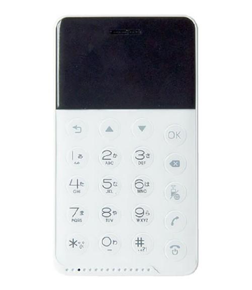 【中古】【安心保証】 SIMフリー NichePhone-S ホワイト