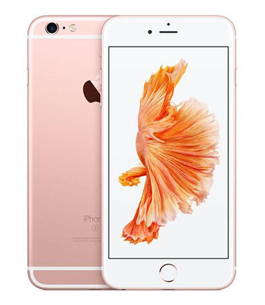 【中古】【安心保証】 SoftBank iPhone6sPlus 64GB ローズゴールド SIMロック解除済