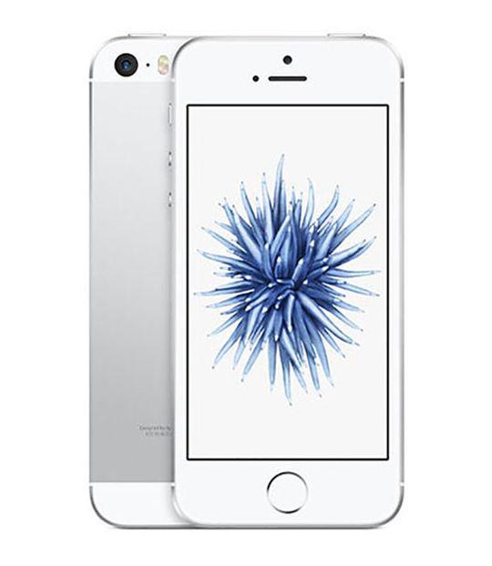 【中古】【安心保証】 docomo iPhoneSE 64GB シルバー SIMロック解除済
