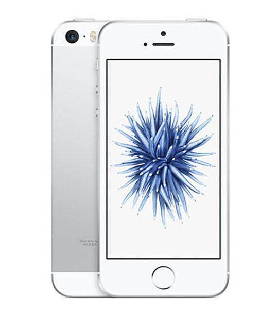 【中古】【安心保証】 docomo iPhoneSE[32G] シルバー SIMロック解除済