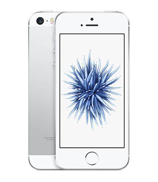 【中古】【安心保証】 docomo iPhoneSE 16GB シルバー SIMロック解除済