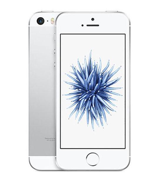 【中古】【安心保証】 SoftBank iPhoneSE 32GB シルバー SIMロック解除済