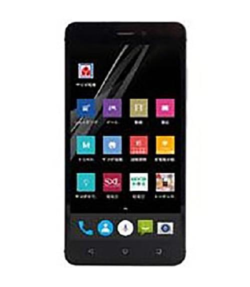 【中古】【安心保証】 SIMフリー EveryPhone BZ ブラック