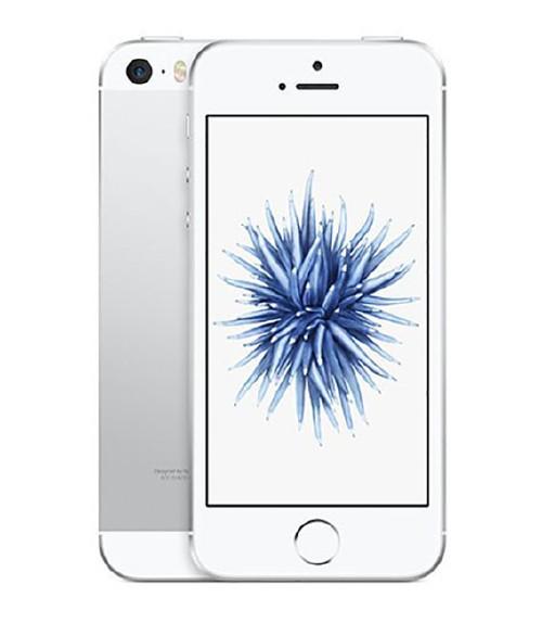 【中古】【安心保証】 au iPhoneSE[64G] シルバー