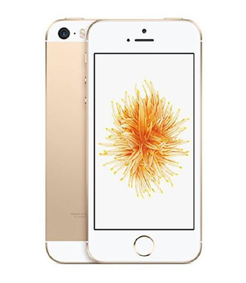 【中古】【安心保証】 au iPhoneSE[64G] ゴールド