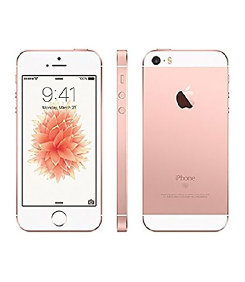 iPhoneSE 128GB(ローズゴールド)