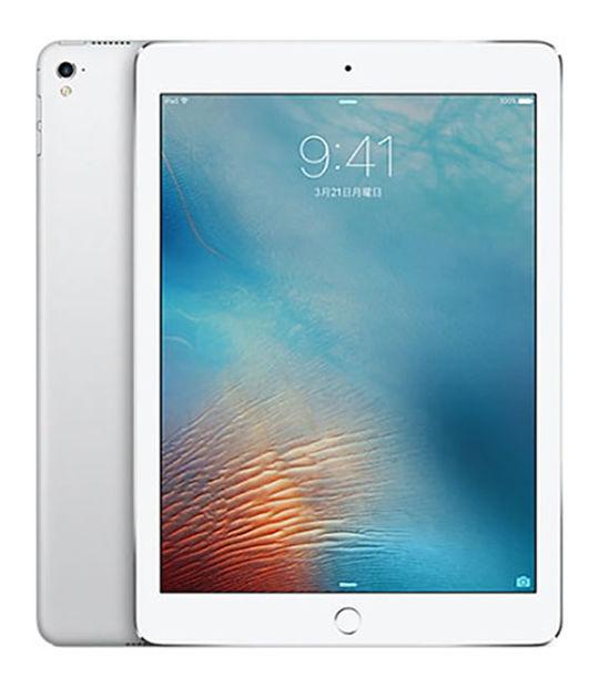 【中古】【安心保証】 iPadPro 1ー9.7[海外WiFi256G] シルバー