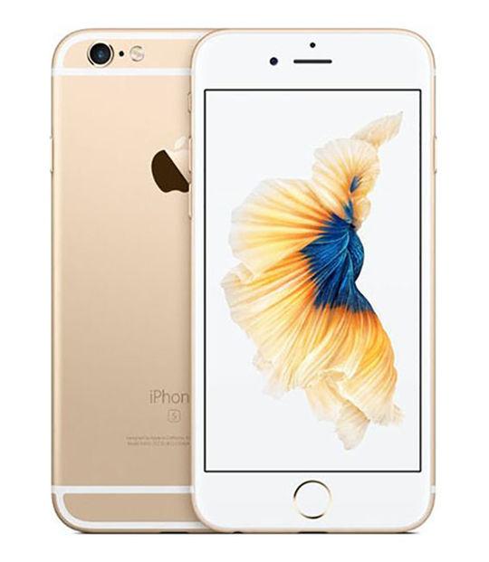 【中古】【安心保証】 SIMフリー iPhone6s[海外16G] ゴールド