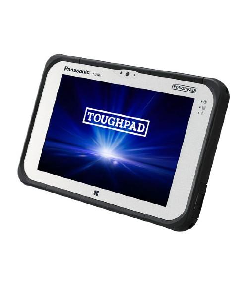 [Office有] TOUGHPAD FZ-M1F150J5J 128GB NTTドコモ対応ワイヤレスWANモデル(シルバー)