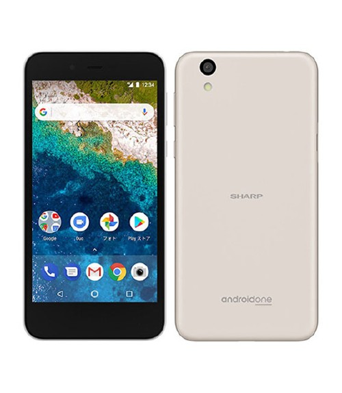 Android One S3(ホワイト)