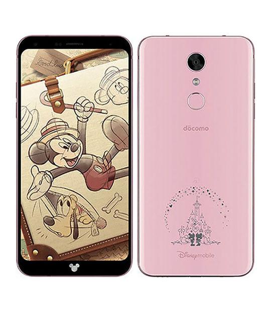 Disney Mobile on docomo DM-01K(ピンク)
