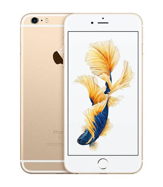 iPhone6sPlus 32GB(ゴールド)