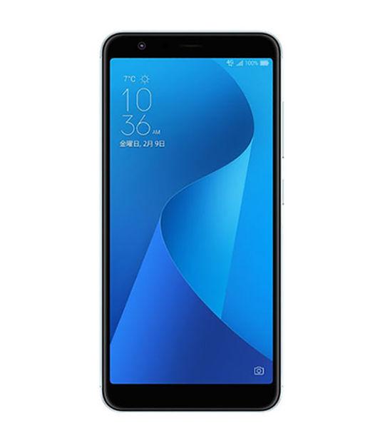 【中古】【安心保証】 SIMフリー ZenFone Max Plus[32G] シルバー