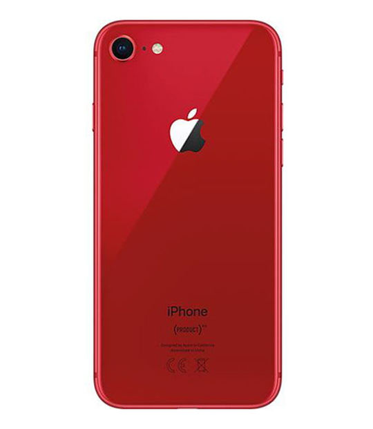 iPhone8 RED Special Edition 64GB(レッド)