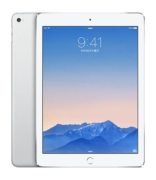 iPadAir2 <第2世代> WiFi+4G 16GB(シルバー)