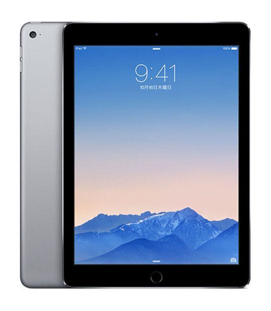 iPadAir2 <第2世代> WiFi+4G 32GB(スペースグレイ)