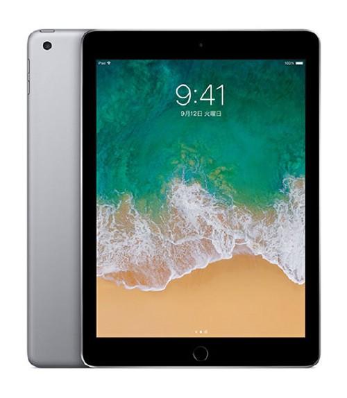 【中古】【安心保証】 9.7iPad 5[WiFi32G] グレイ