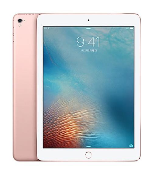 【中古】【安心保証】 iPadPro 1ー9.7[WiFi32G] ローズ