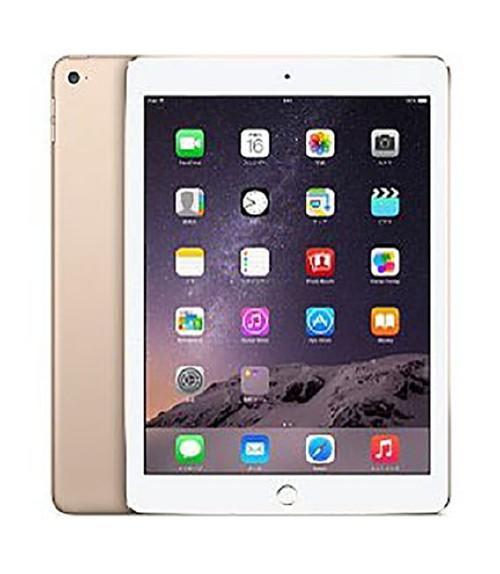 iPadAir2 <第2世代> WiFi+4G SIMフリー 32GB(ゴールド)