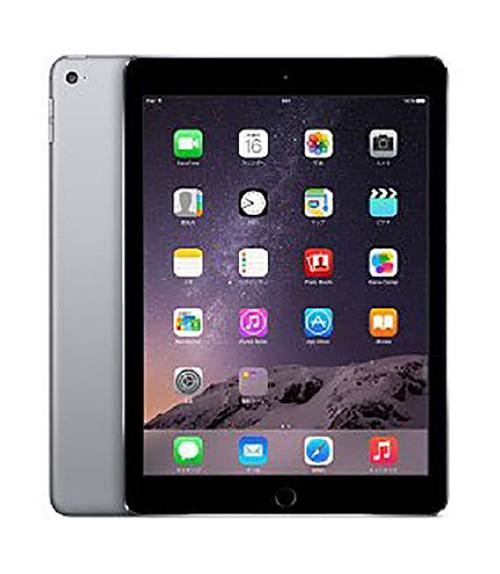 iPadAir2 <第2世代> WiFi+4G SIMフリー 32GB(スペースグレイ)