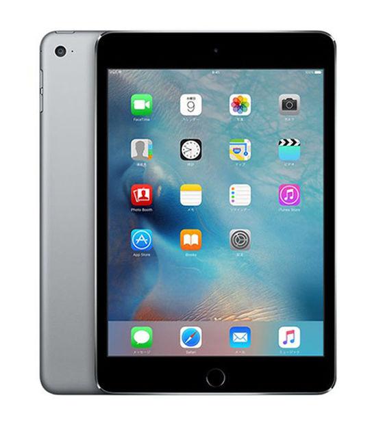 iPadmini4 Wi-Fi 32GB(スペースグレイ)
