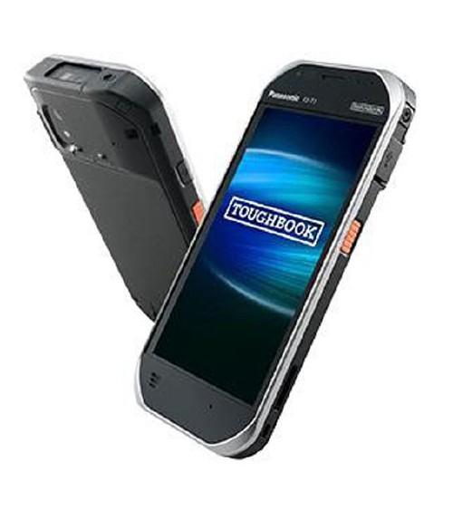 TOUGHPAD FZ-T1 16GB KDDI対応モデル(シルバー)