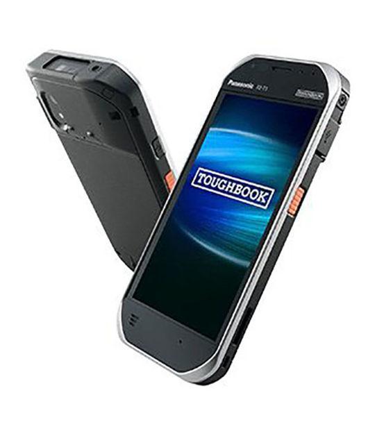 TOUGHPAD FZ-T1 16GB WiFiモデル(シルバー)