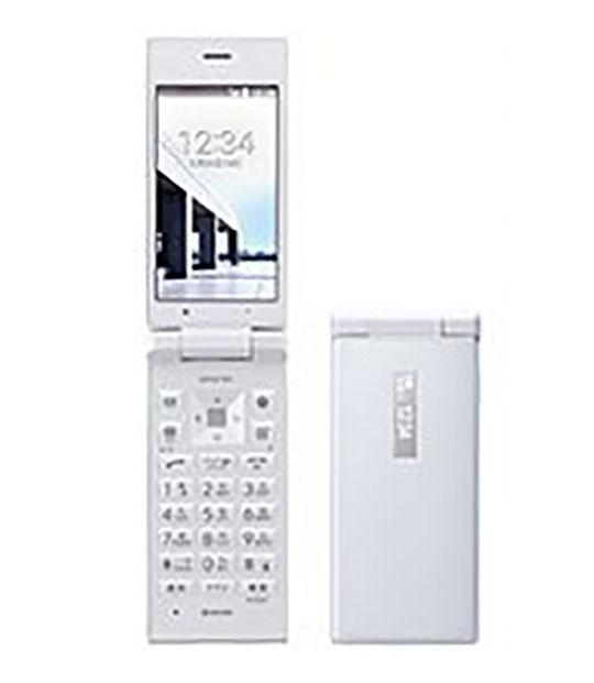 DIGNO ケータイ2 for Biz 701KC<カメラなしモデル>(ホワイト)