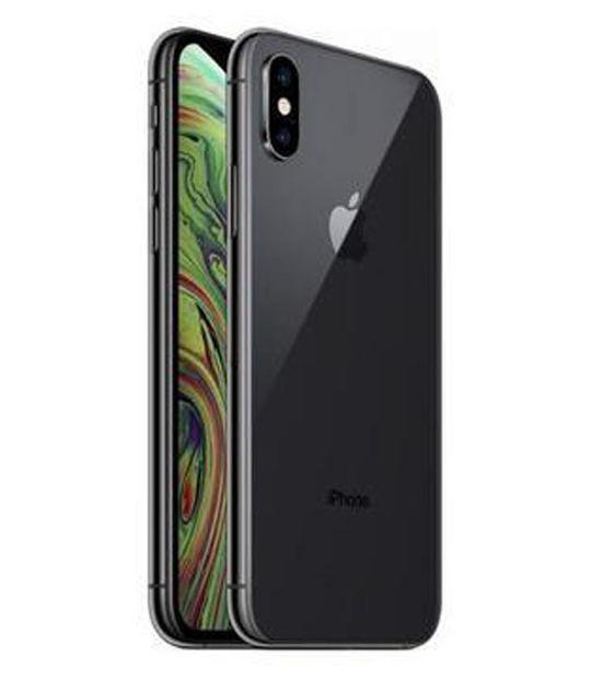 【中古】【安心保証】 docomo iPhoneXS[64G] スペースグレイ