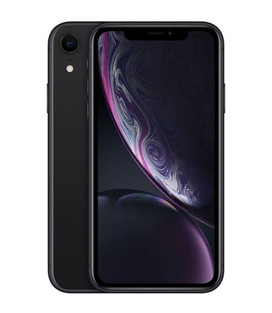 【中古】【安心保証】 SIMフリー iPhoneXR[128G] ブラック