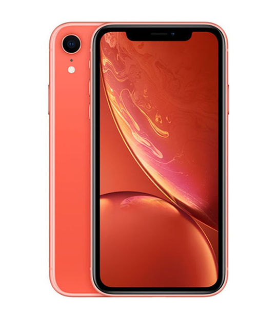 iPhoneXR 64GB(コーラル)