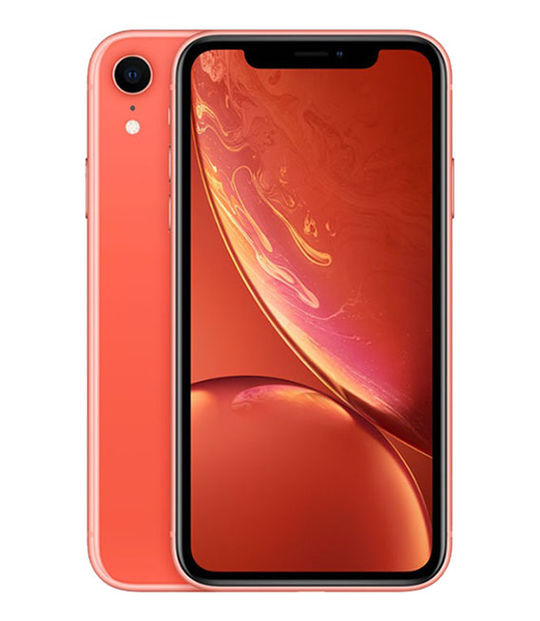 iPhoneXR 256GB(コーラル)
