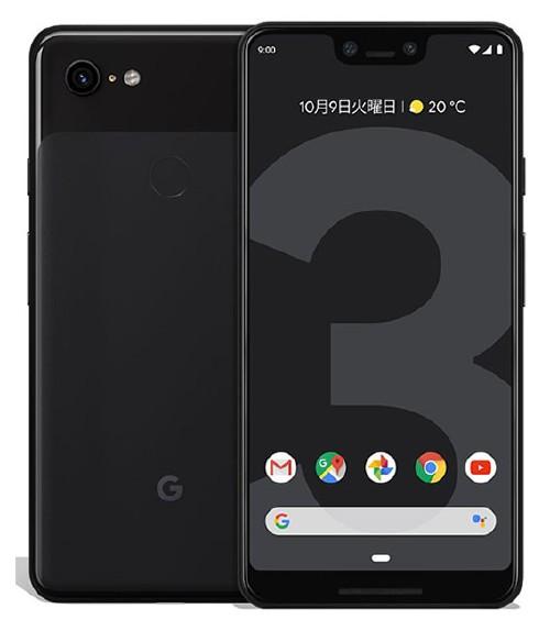 Pixel 3 XL 64GB(ジャストブラック)
