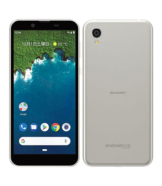 Android One S5(クールシルバー)