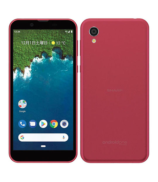 Android One S5(ローズピンク)