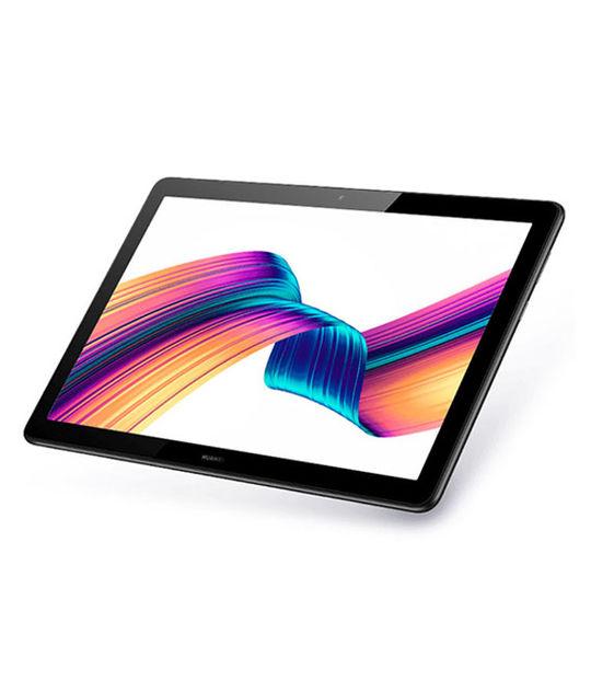 【中古】【安心保証】 SIMフリー MediaPad T5[16G] ブラック