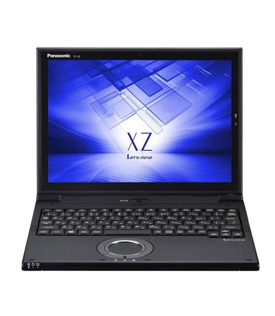 [Office有] Let's note XZ6 CF-XZ6DFKQR 256GB(ブラック)