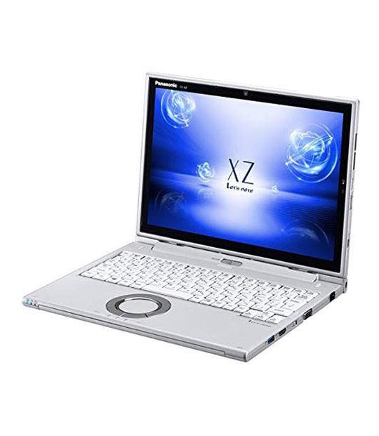 [Office無] Let's note XZ6 CF-XZ6DDAPR 256GB(シルバー)