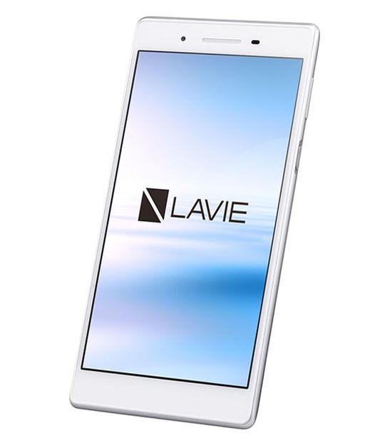 【中古】【安心保証】 LaVieTabE ホワイト
